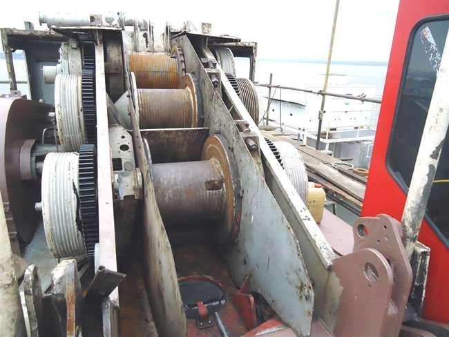 Link-Belt crane repair