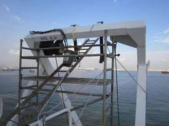 NORSAFE H-30 DAVIT REPAIRS