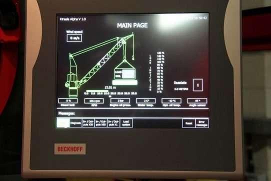 Job Scope for Crane Control System Upgrade
