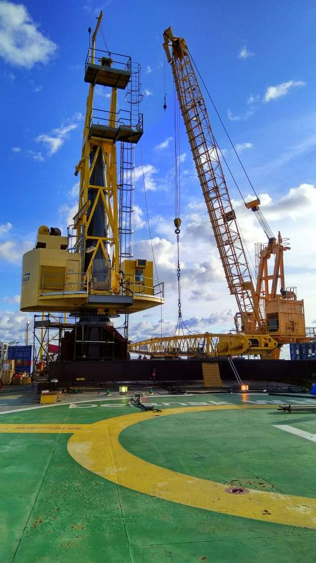Offshore Field Service