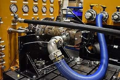 Denison Premier P260 overhaul
