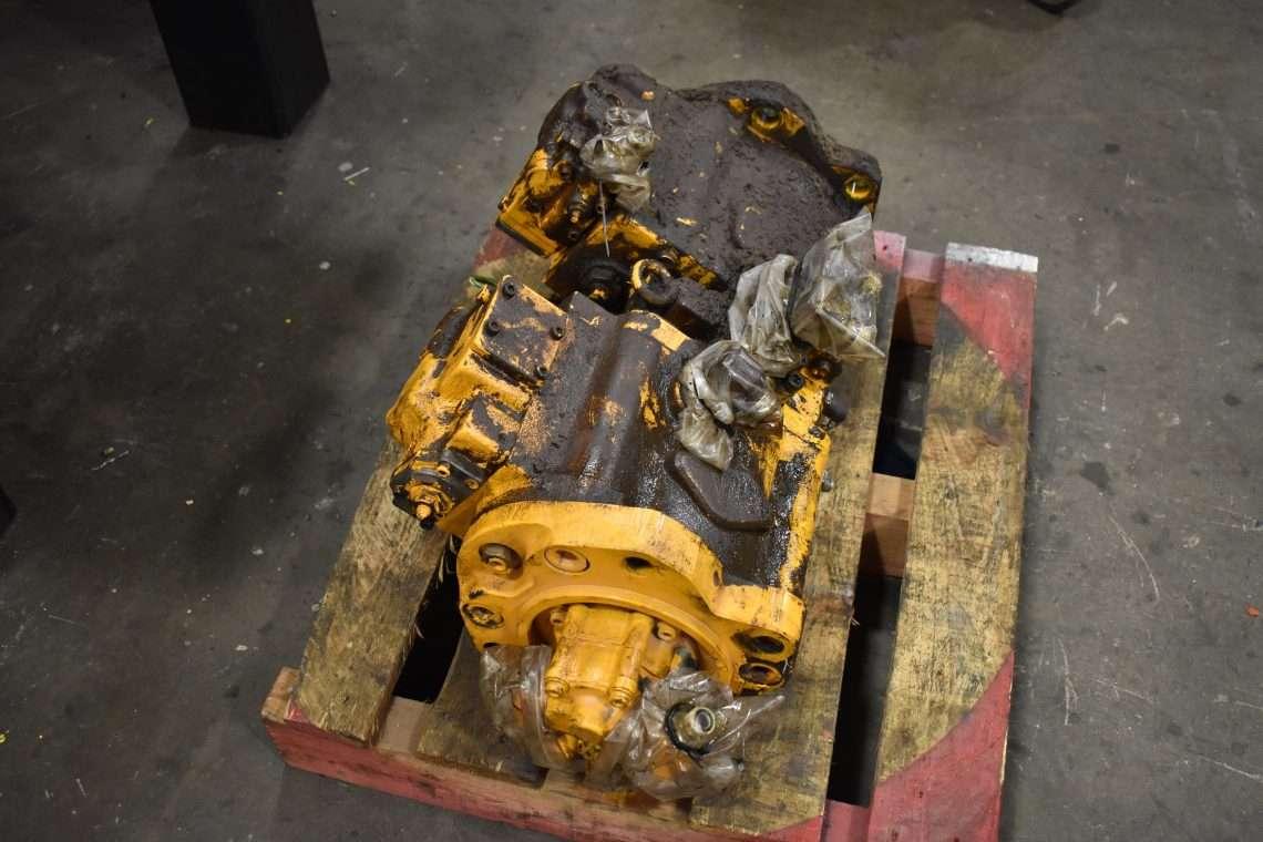 Repairs KAWASAKI K3V 112cc