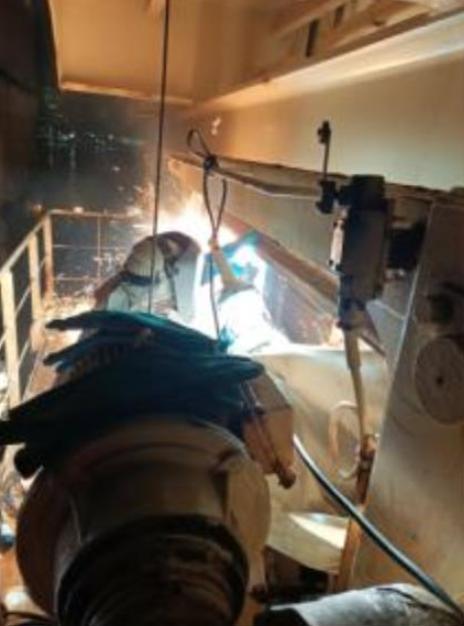 Afloat Monorail Repairs Singapore