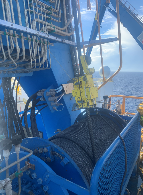 Annual Wire Rope Inspections Guyana