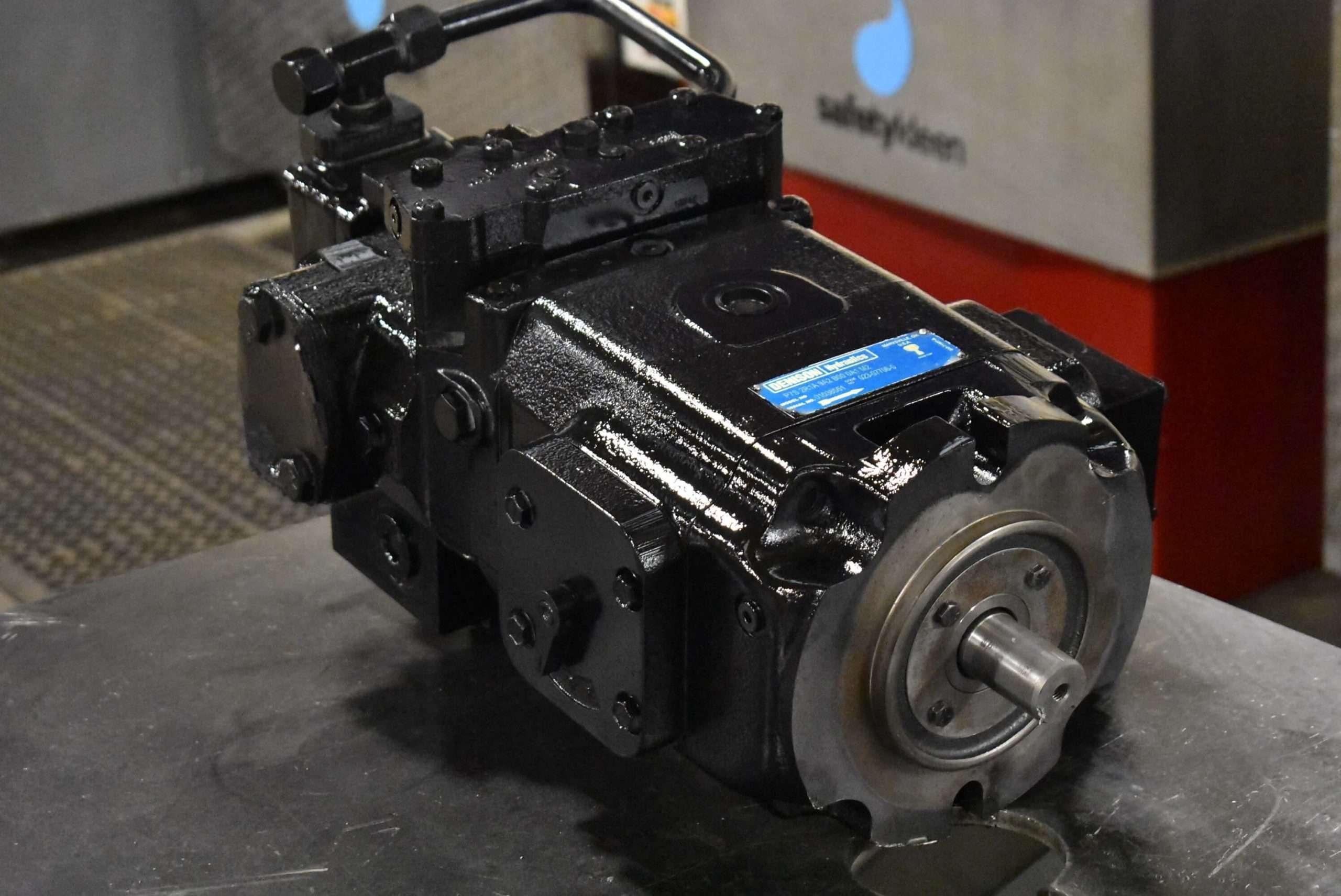 Denison Gold Cup P7S Pump Overhaul