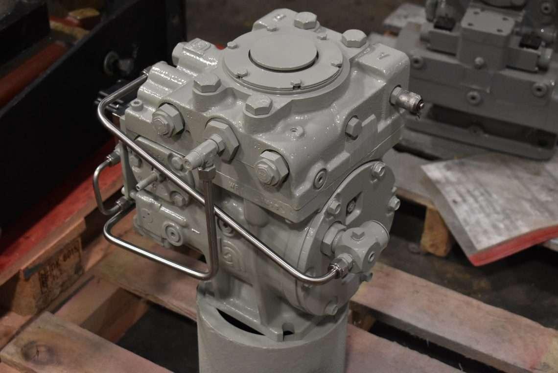 Sauer Danfoss 90 Series Pump Overhaul