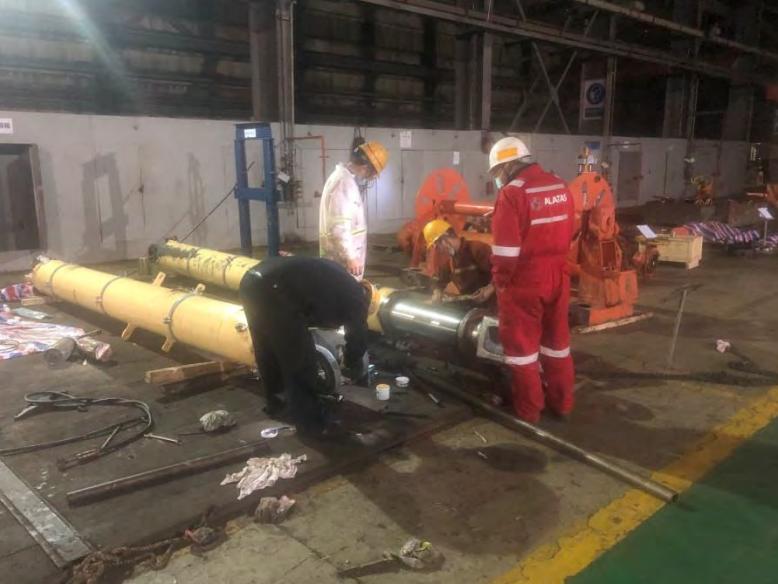 Liebherr CBW Repairs China