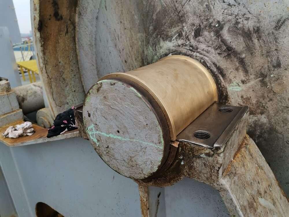 Kawasaki Anchor Windlass repairs