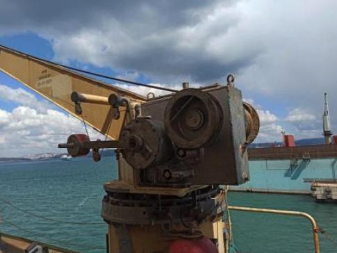 Deck Machinery Repairs for Bulker