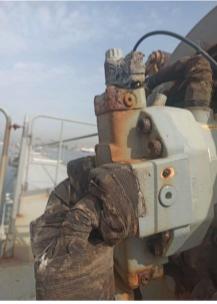 MacGregor Deck Crane Inspections Tuzla