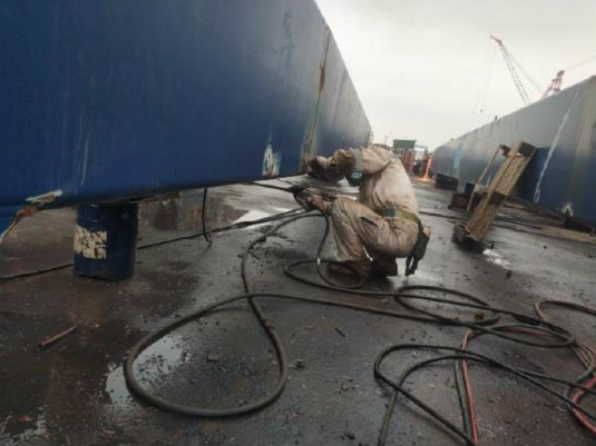 Container Vessel Crane Inspection and Parts