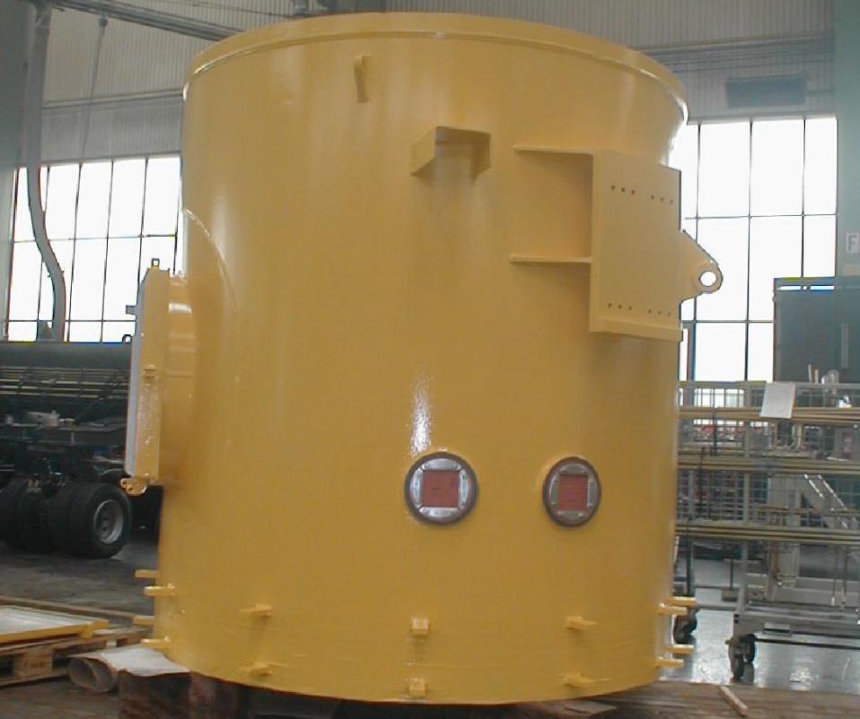 Crane Pedestal Adapter Design and Engineering