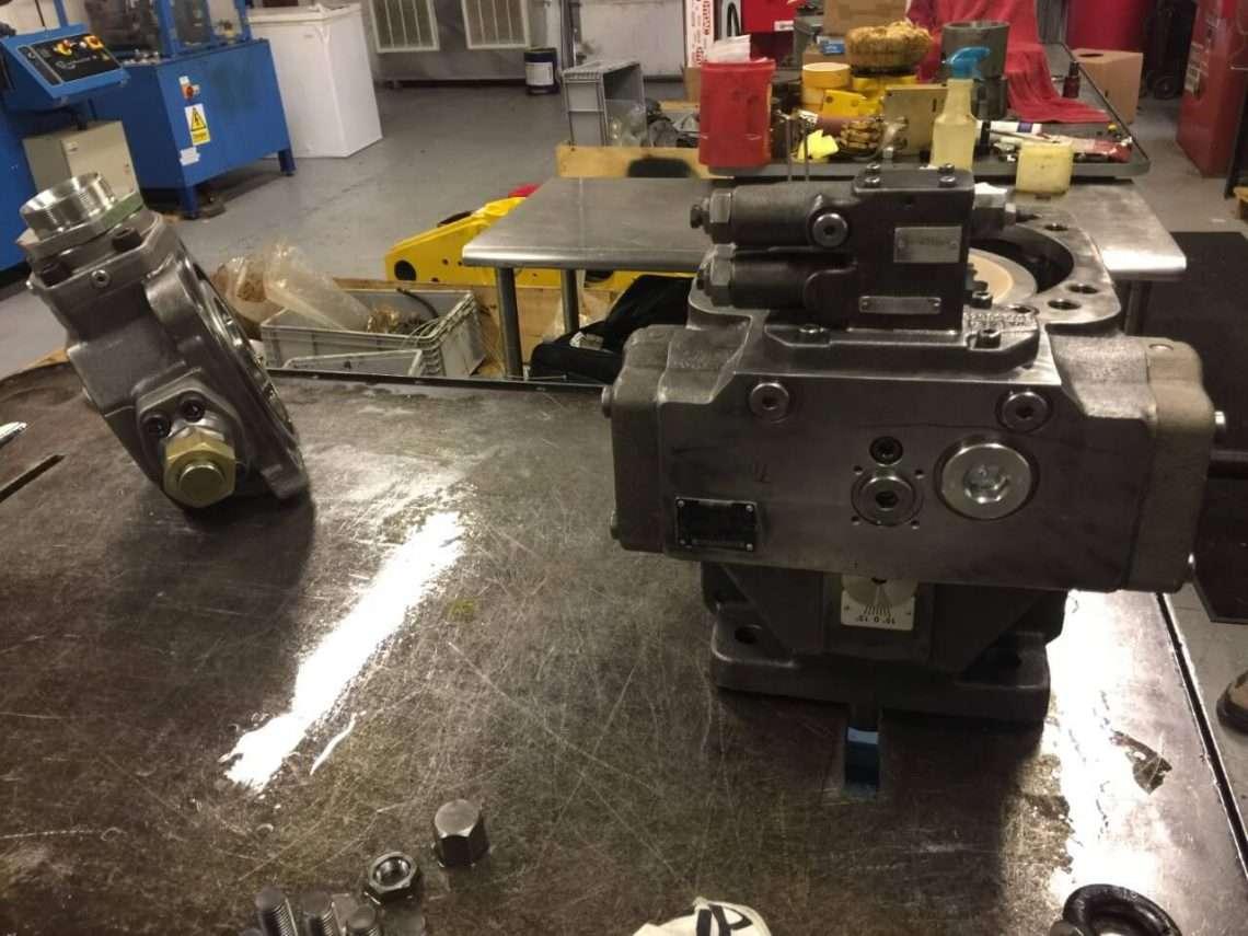 Rexroth A4VSO-355 Pump Repair