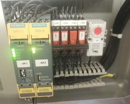 Liebherr Crane Control System Replacement