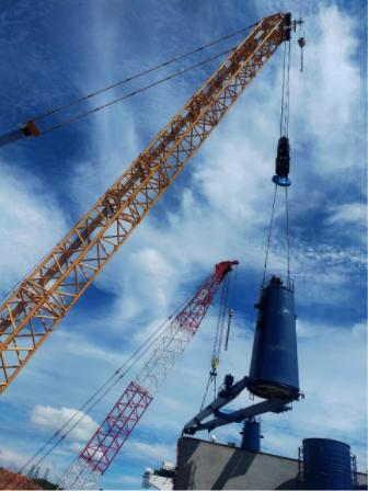 Crane Health Inspection Indonesia