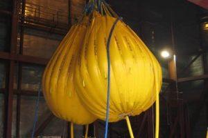 Commissioning of 55ton EOT crane for MTR development