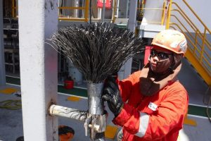 Wire Rope Condition Monitoring Gulf of Mexico