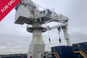 TTS 60 Ton AHC crane For Sale