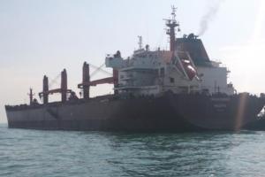 GW-Luzhou deck crane repairs
