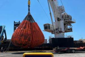 Offshore Crane Overload Test