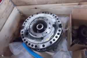 Demag Hoist Gearbox Repair