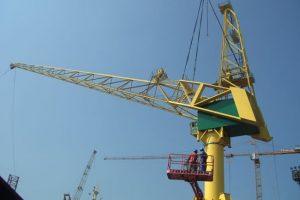 Portal Crane repairs
