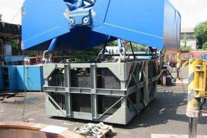MGL Grab Load Testing onshore