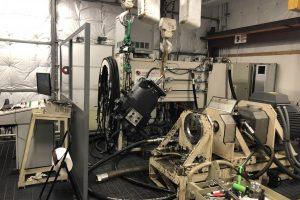 Parker pump repairs